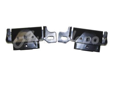 FRONT BUMPER IMPACT BAR FRAME BRACKET SET For 2003-2007 Silverado Sierra 1500