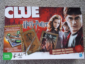 CLUE - World of HARRY POTTER Edition, 2011-Rare London Ontario image 1