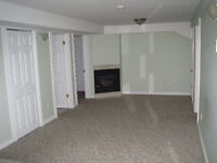 Bright New 3 Bedroom Basement Apartment $425/Rm All Inclusive