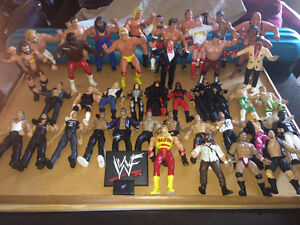 Collectible Wrestling Figures