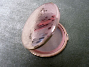 vintage makeup compact from England