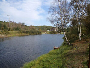 Half Acre property on Wahnapitae River