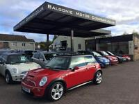 2006 56 MINI HATCH COOPER 1.6 COOPER S 3D 168 BHP