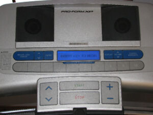 Proform XP weight loss 620 treadmill - excellent condition