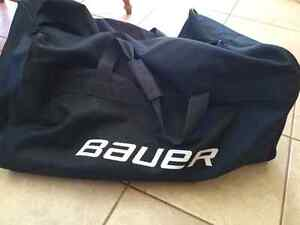 Bag of Child's Hockey Gear