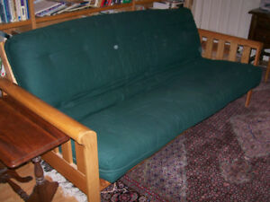 Double size futon bed