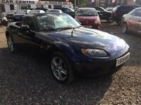 2008 MAZDA MX 5 2.0i CONVERTIBLE LOW MILES
