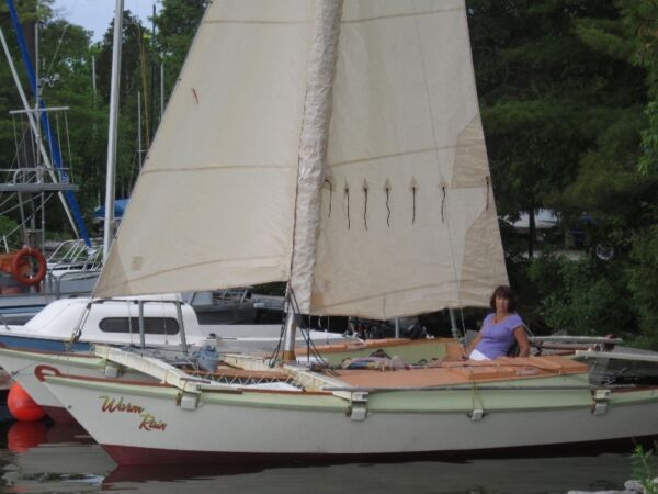 Used 2012 Other catamaran 21ft Wharram Tiki design