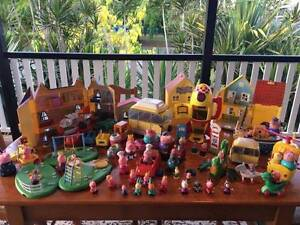 Peppa Pig toy collection Cairns North Cairns City Preview