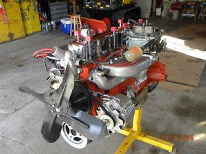 250 cu.in. chevrolet in-line 6 motor
