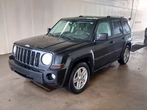 2007 jeep patriot 4x4 limited edition $3900 obo