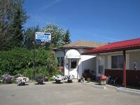 Daysland, AB 12 Room Motel with substantial residence $589,900