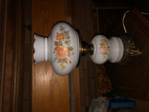 Antique lamp MOVING! Check other ads