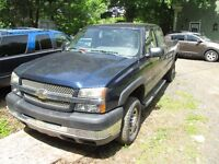 2005 Chevrolet C/K Pickup 2500 ls Pickup Truck