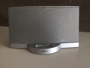 Station d'accueil Bose SOUNDDOCK SERIE II SILVER