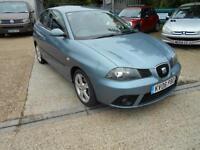 2006 Seat Ibiza 1.4 16v Sport 3dr