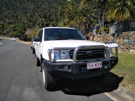 105 Toyota landcruiser 2002 Cannonvale Whitsundays Area Preview