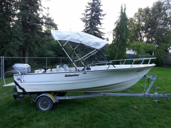 Used 1995 Other Islander Custom (Similar to Boston Whaler)