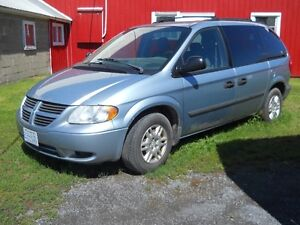 DODGE CARAVAN West Island Greater Montréal image 3