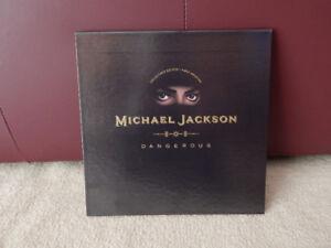 MICHAEL JACKSON DANGEROUS CD ALBUM BOX SET - COLLECTOR'S EDITION
