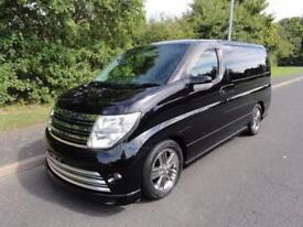 null Nissan Elgrand 3500 RIDER HI GRADE FRESH IMPORT BIMTA 5dr