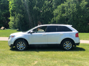 2013 Ford Edge Limited SUV, Crossover, Low Km, Full equip