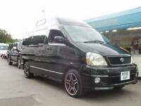 Toyota Automatic Hi-Top Camper Van / Motorhome 2 Berth 98577 km (61252 miles)