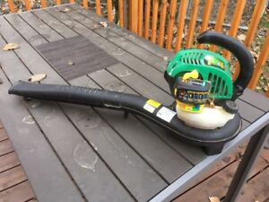 WeedEater FB25 Gas Blower