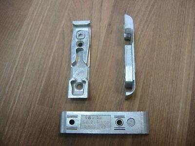 5x ROTO CENTRO Dreh Kipp Schliessblech R604B42 DK Holzfenster Schliessteil