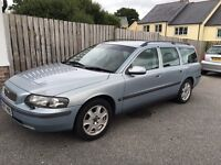 Volvo v70 2.4 turbo estate fsh low miles px car or bike