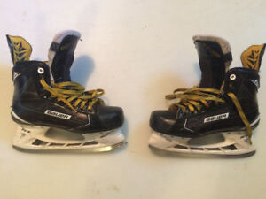 REDUCED Skates  $100, Jr. 5D Supreme S 180 -   Blades Good