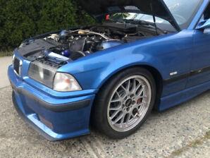 1997 BMW M3 6mt