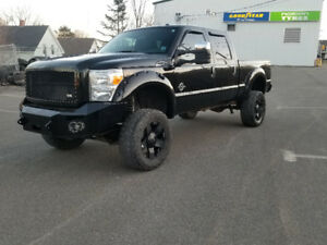 2012 Ford F-350 Lariat only 75k FINANCING AVAILABLE