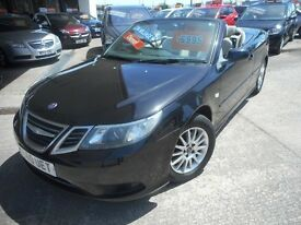 Saab 9-3 LINEAR SE TID (black) 2010