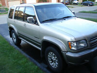 2002 Isuzu Trooper SUV, Crossover