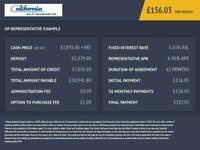 FORD FIESTA SPORT VAN 1.5 95 BHP 66/16 BOTT RACKING/DRAWS INCLUDED 5 IN STOCK