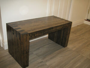 Rustic Coffee Table / Bench