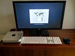 Mac Mini Mid 2011 core i5 2.3 Ghz 12GB RAM 120GB SSD 500GB HDD