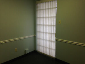 Clean, bright treatment or office room for rent