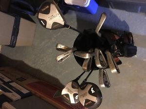 Sac et Bâtons de Golf Spalding