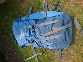 Vintage berghaus bag