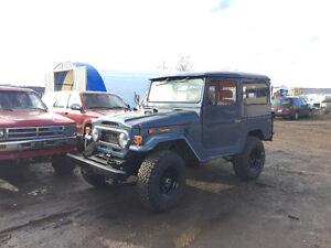 1974 Toyota Land Cruiser Other