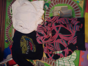 3 piece lot of women's size small sweaters.