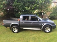 MITSUBISHI L200 TROGAN 4X4 PICK UP £3000