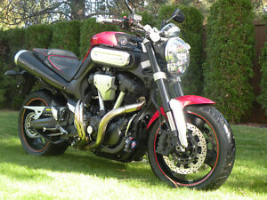 Yamaha MT 01 - Immaculate