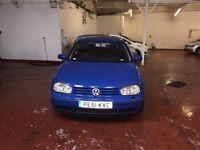 VW GOLF 1.9 GT TDI (PD130) MK4