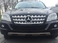 Mercedes ml350 blutec 4matic 100k only