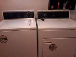 Kenmore Washer and Dryer set for sale.