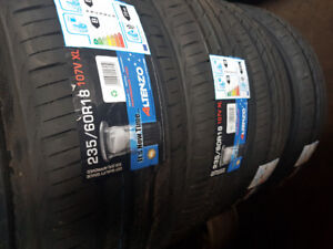 $135-235/60/18  NEW  Performance Tires free installation