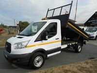Ford TRANSIT 350 L2 TIPPER TRUCK * Only 17K Miles *